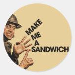 Make me a sandwich