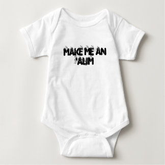 Make me an 'Alim Baby Bodysuit