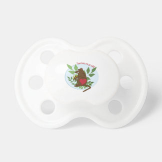 Make Me Go Wild Pacifiers