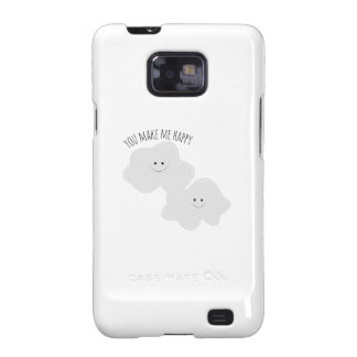 Make Me Happy Samsung Galaxy S2 Cover