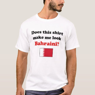 Make Me Look Bahraini Men's Light Shirts