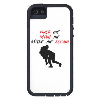 Make Me Scrum iPhone 5 Case