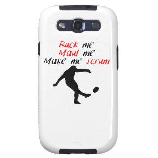 Make Me Scrum Galaxy S3 Cases