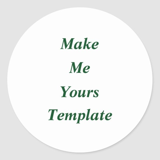 Make Me Yours Stickers Set Template