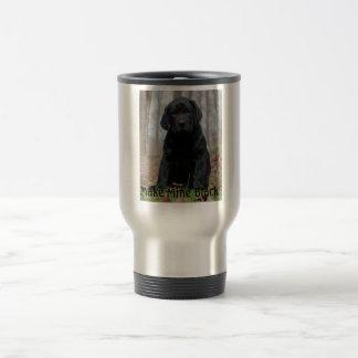 Make Mine Black Coffee Mugs