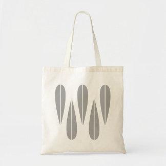 Make Mine MCM Grey Tote Bag