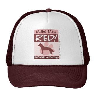Make Mine Red Cap