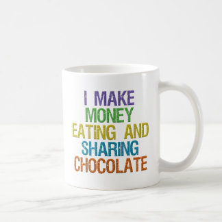 Make Money Basic White Mug