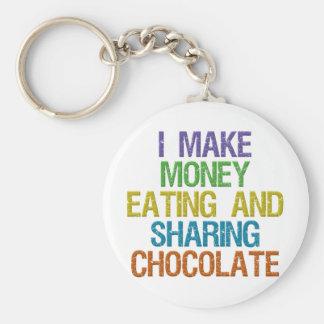Make Money Key Ring