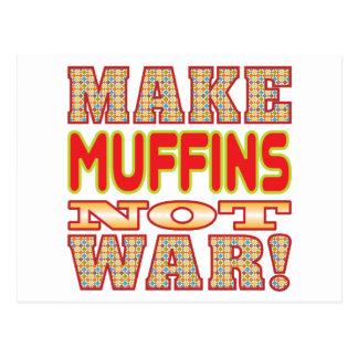 Make Muffins v2b Postcard