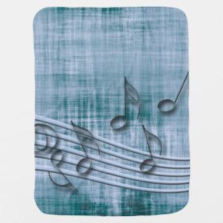 make music 03 blue buggy blankets
