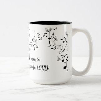 Make Music Mug