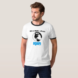 Make MuZiK Great Again with World T-Shirt