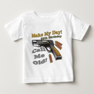 Make My Day 55th Birthday Gifts T-shirts