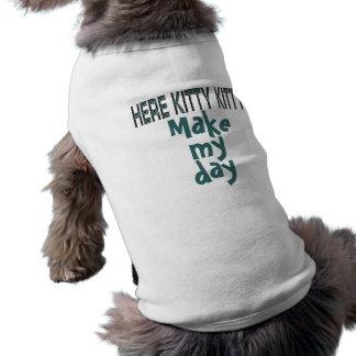 Make my Day Dog Tshirt