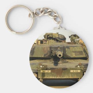 Make My Day M1A1Abrams MBT Key Ring