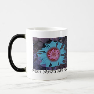 Make my day... morphing mug