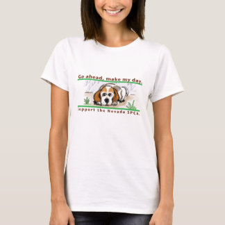 Make My Day Support the NSPCA! Products T-Shirt