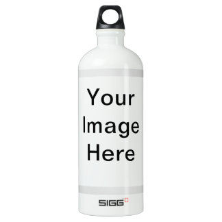Make My Own Templates Water Bottle