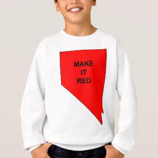 Make Nevada Red T-shirt