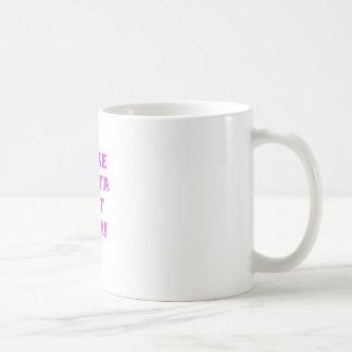 Make Pasta Not War Coffee Mugs