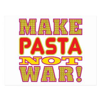 Make Pasta Postcards