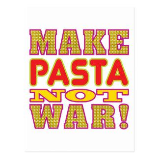 Make Pasta Post Card