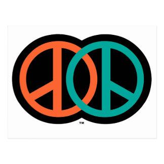 MAKE PEACE POSTCARD