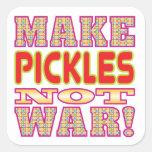 Make Pickles v2 Stickers