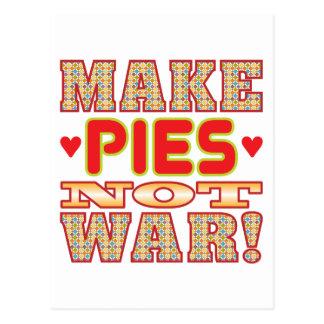 Make Pies v2 Postcard