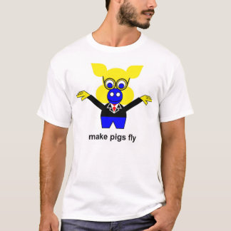 Make pigs fly T-Shirt