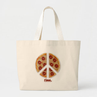 """Make Pizza, Not War"" Bags"