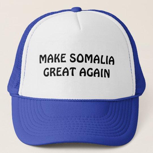 Make Somalia Great Again Trucker Hat