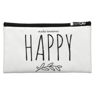 Make Someone Happy | Medium Cosmetic Bag