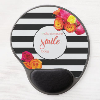 Make Someone Smile Today Gel Mouse Mat