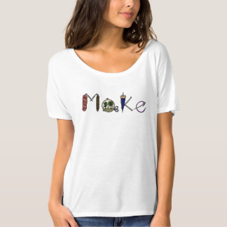 Make T-shirt for Makers, Artisans, Crafters