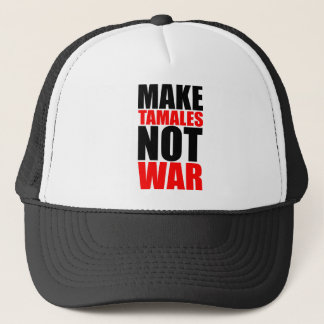 MAKE TAMALES TRUCKER HAT