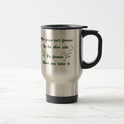Make the Grass Greener Mug