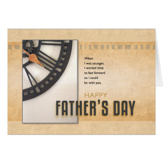 Make Time Stand Still - Father's Day Cards