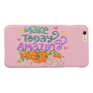 make today amazing iphone case cover design iPhone 6 plus case