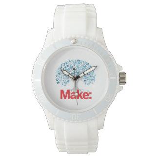 Make Tree Wrist Watches