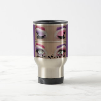 Make-up Artist Commuter Coffee Mug