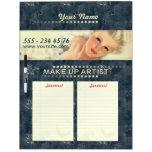 Make Up Artist - Dry Erase Board