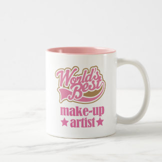 Make-Up Artist Gift (Worlds Best) Mug