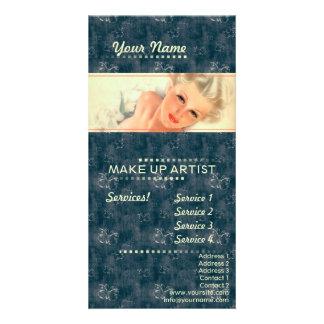 Make Up Artist - Photocard, Service Card Photo Card