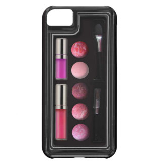 Make-up case, realistic iPhone 5C case