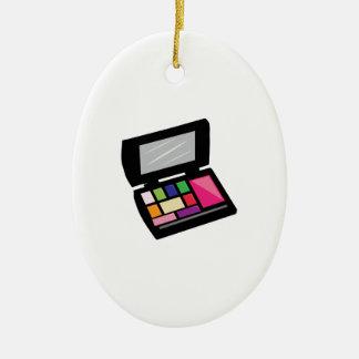 Make Up Christmas Ornament