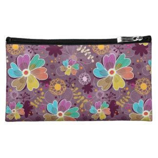 Make up flora makeup bag