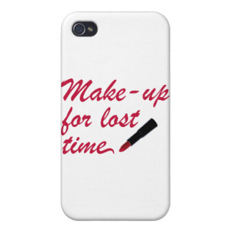 Make-up for lost time iPhone 4 covers