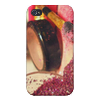 Make-up iPhone 4 Case